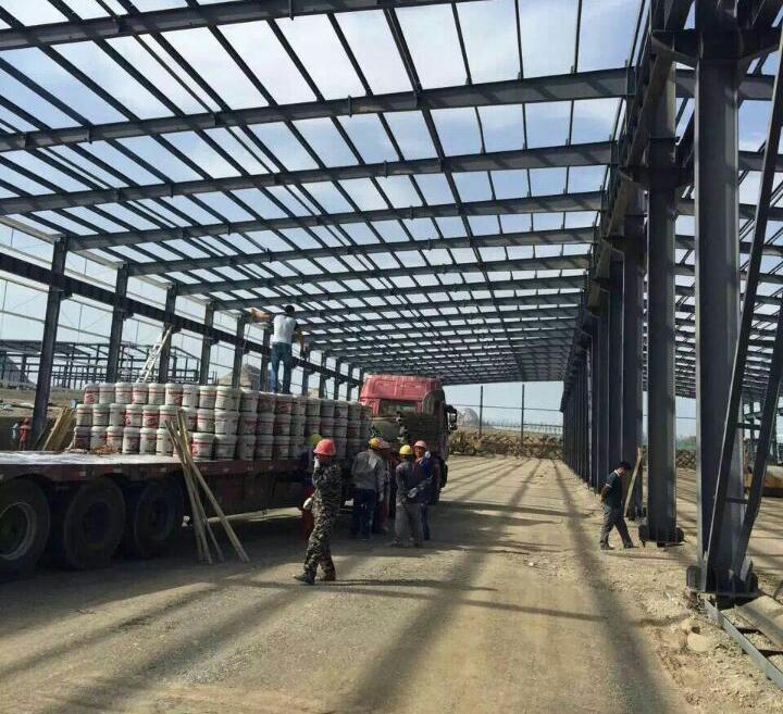 新疆天山毛纺织厂项目