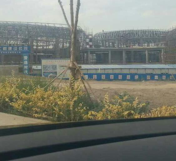 岳浦湖体育馆